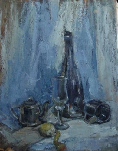 <p><span>Синий натюрморт</span></p>
