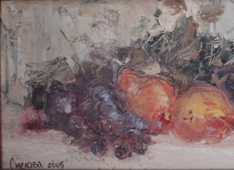 Натюрморт із фруктами