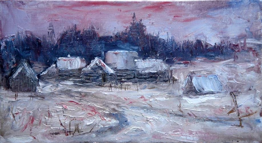 <p><span>Пирогово.Зима</span></p>