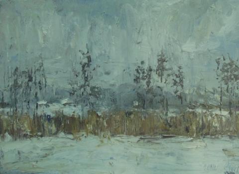 Зима над р.Удай