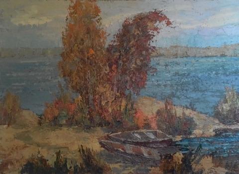 Рыбстан, 55х80