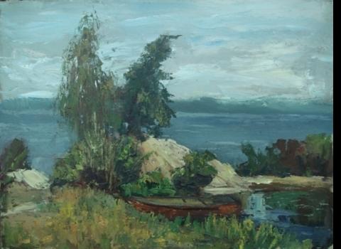 Рыбстан.Каневское водохранилище