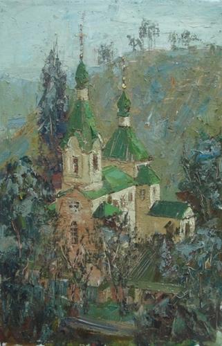 <p><span>Древняя церковь</span></p>
