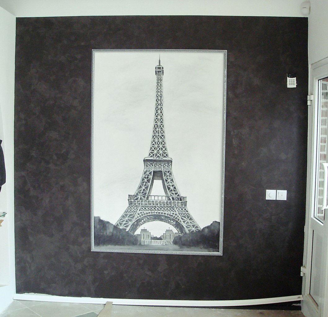 <p>Эйфелева башня</p>