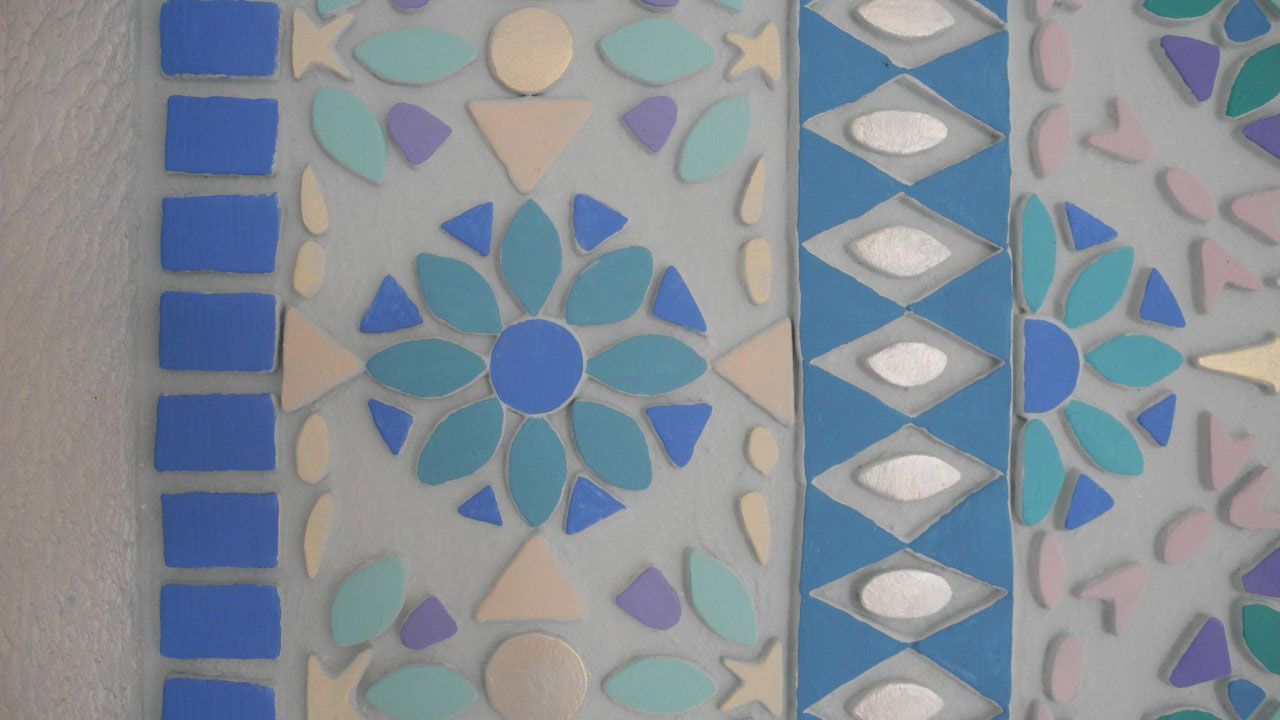 <p>Марокканский орнамент</p>
